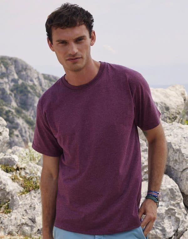 T-shirt Valueweight 61-036-0