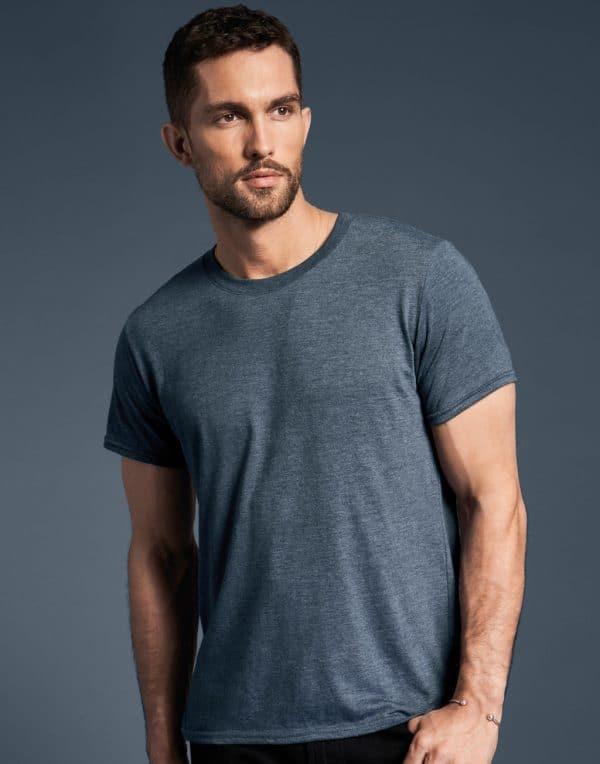 T-shirt Tri-Blend 6750