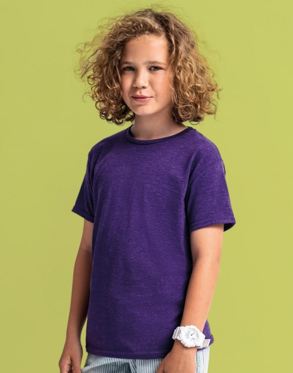 T-shirt bambino Iconic 150 61-023-0